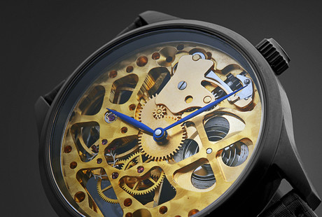 One-Of-A-Kind Timepieces