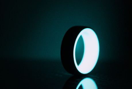 Glowing Rings To Rule Them All