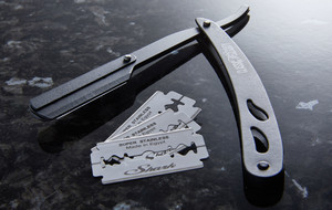The Straight Razor Shaving Kit