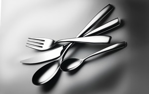 Elevated Italian Flatware