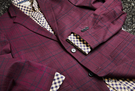 Blazers, Jackets, & Shirts