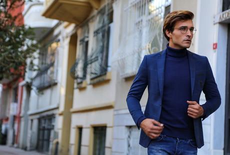 Sophisticated, Slim Fit Blazers