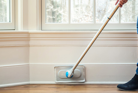 Floor to Ceiling Cleaning Tool