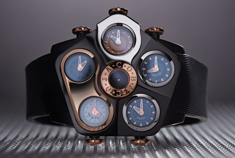 Luxury Statement Timepieces
