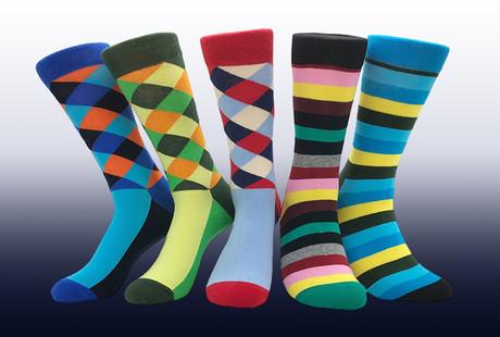 Expressive Socks