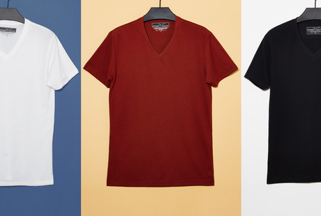 Essential Basic T-Shirts