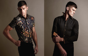Tailored Short Sleeve Button-Ups