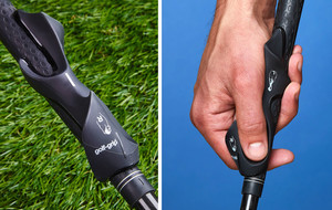 Golf-Enhancing Precision Grip