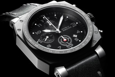 Bold Urban Chronographs