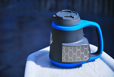 The Bluetooth Speaker Mug