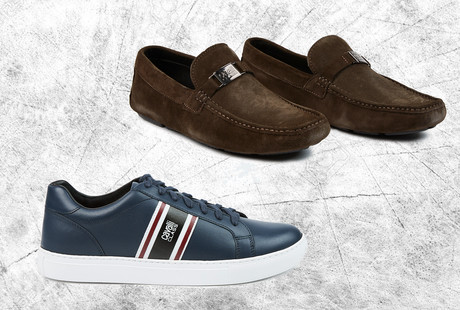 Essential Sneakers & Loafers