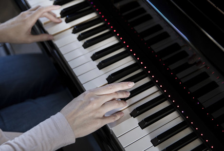 Learn Piano with LED Keys