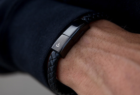 Sleek, Wearable Charging Cable