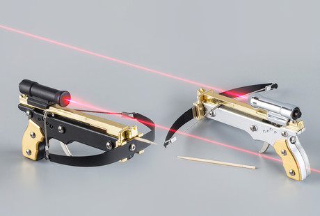 The Mini Crossbow
