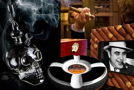The Vintage Smoking Lounge