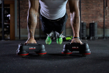 Total Body Fitness Equipment