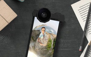 The 360° iPhone Camera