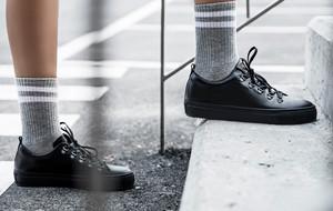 Fashion-Forward Footwear