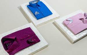 Modern Fitted Dress Shirts