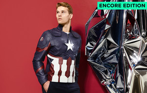 Marvel + DC Themed Leather Jackets