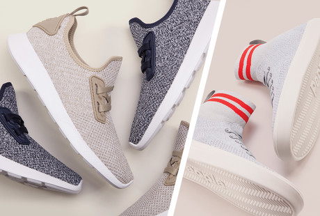 Digitally Knit Sneakers