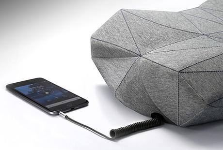 The PILO Ergonomic Sound Pillow