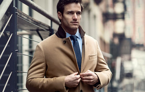 Handsome Wool + Cashmere Jackets