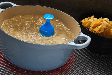 Floats In Pot, Beeps When Hot