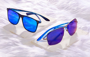 Sporty Designer Sunglasses