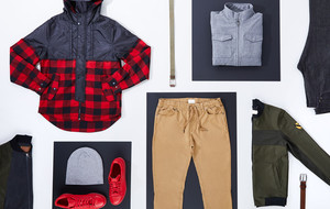 Contemporary Outerwear + Knitwear