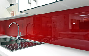 Lustrolite® Glossy Wall Panels
