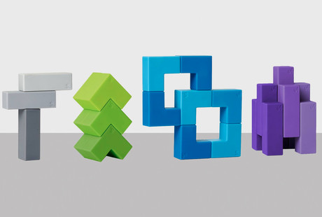 Creative Magnetic Building Blocks