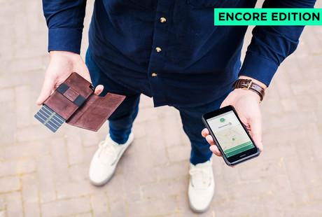 Minimalist Smart Wallets