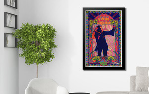 Psychedelic Poster Prints