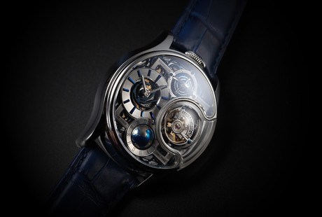 Captivating Tourbillon Watches