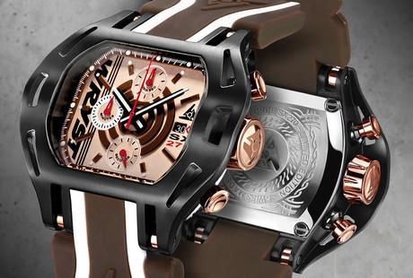 Bold Swiss Sport Watches