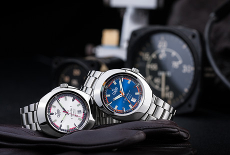 Vintage-Inspired Timepieces