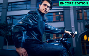 City-Ready Leather Jackets