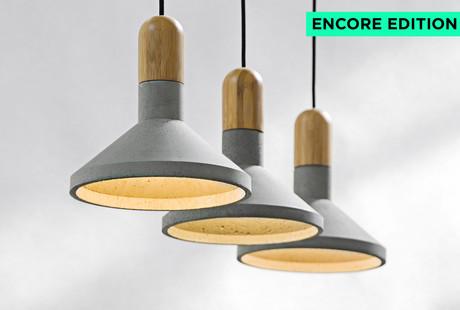 Concrete Lighting Fixtures