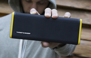 The Frei Portable Speaker
