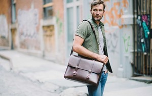 Leather Bags With History