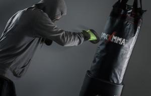 Top Tier Punching Bags + Equipment