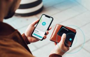 The World's Slimmest Bluetooth Tracker