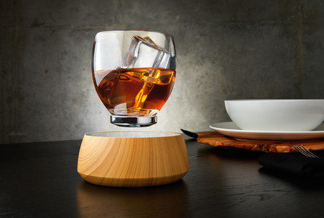 The Electromagnetic Levitating Cup