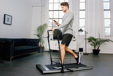 Ultra-Slim, Award-Winning Treadmill