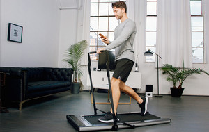 Ultra-Slim, Award-Winning Treadmill