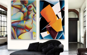 Detailed Reproductions On Canvas