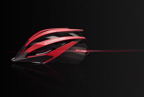 Bone Conduction Smart Bike Helmet