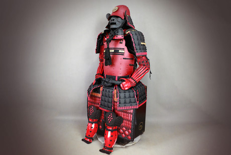 Battle-Ready Samurai Armor