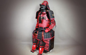 iron mountain armory battle ready samurai armor touch of modern